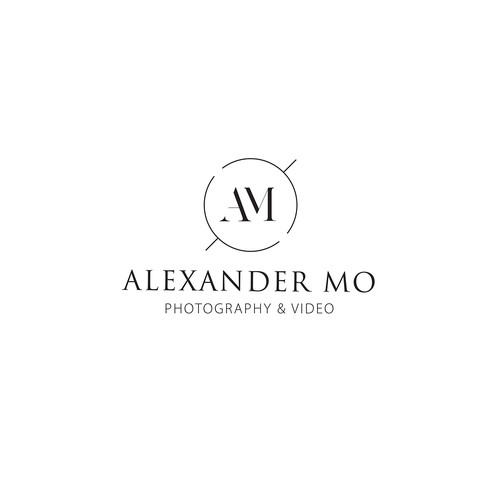 Logo for a Sophisticated Wedding Photographer & Videographer