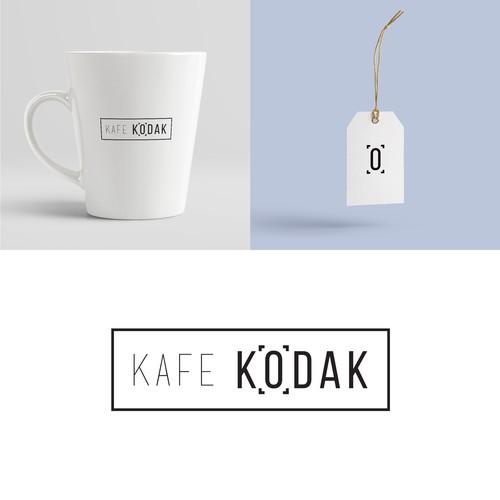 Kafe Kodak logo