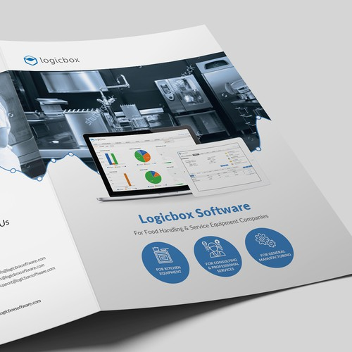 Logicbox Printable and Web Brochures