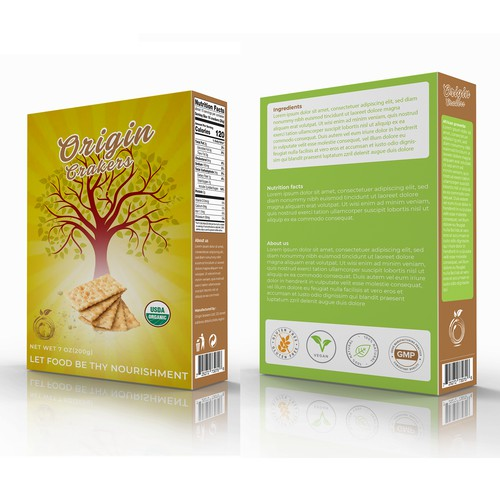 Best Snack Box 2020 Product packaging Design