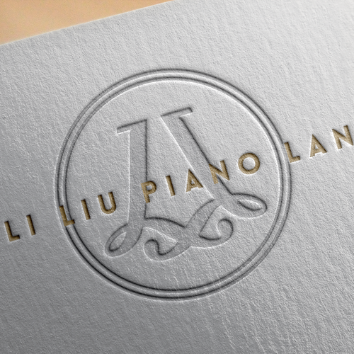 logo for Lili Liu Piano Land - piano school