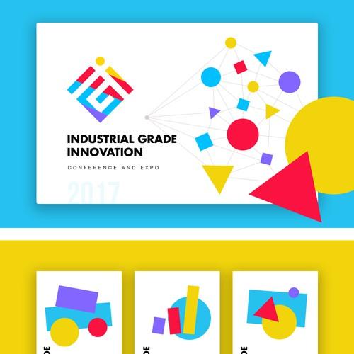 Brand Identity for IGI