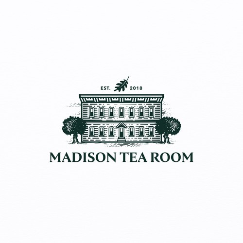 Design Stately logo for historic building/event space