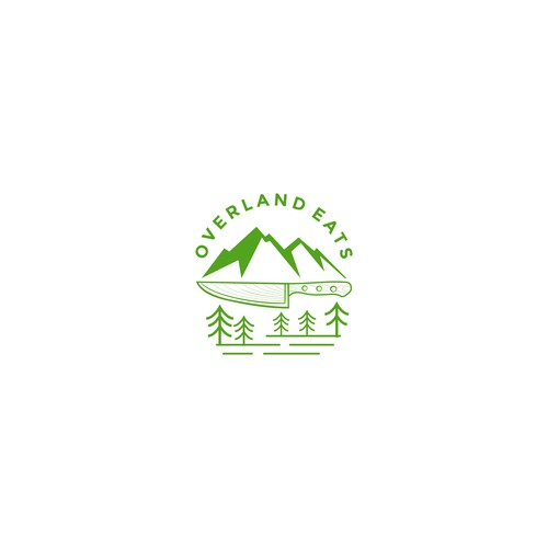 Design a logo for a growing outdoor/offroad cooking adventure brand!