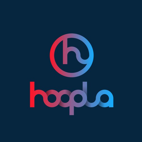 Logo Concept for Hoopla