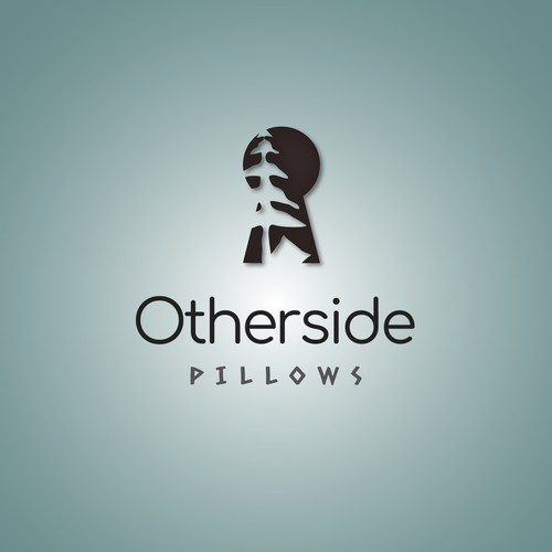 Logo concept for 'Otherside pillows'
