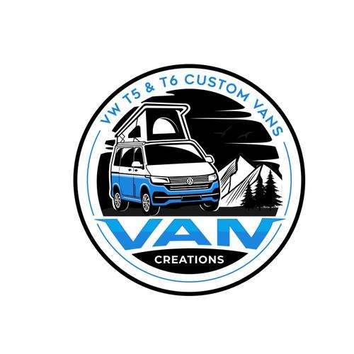 Van Creations Logo