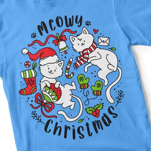 ❆Meowy Christmas ❆