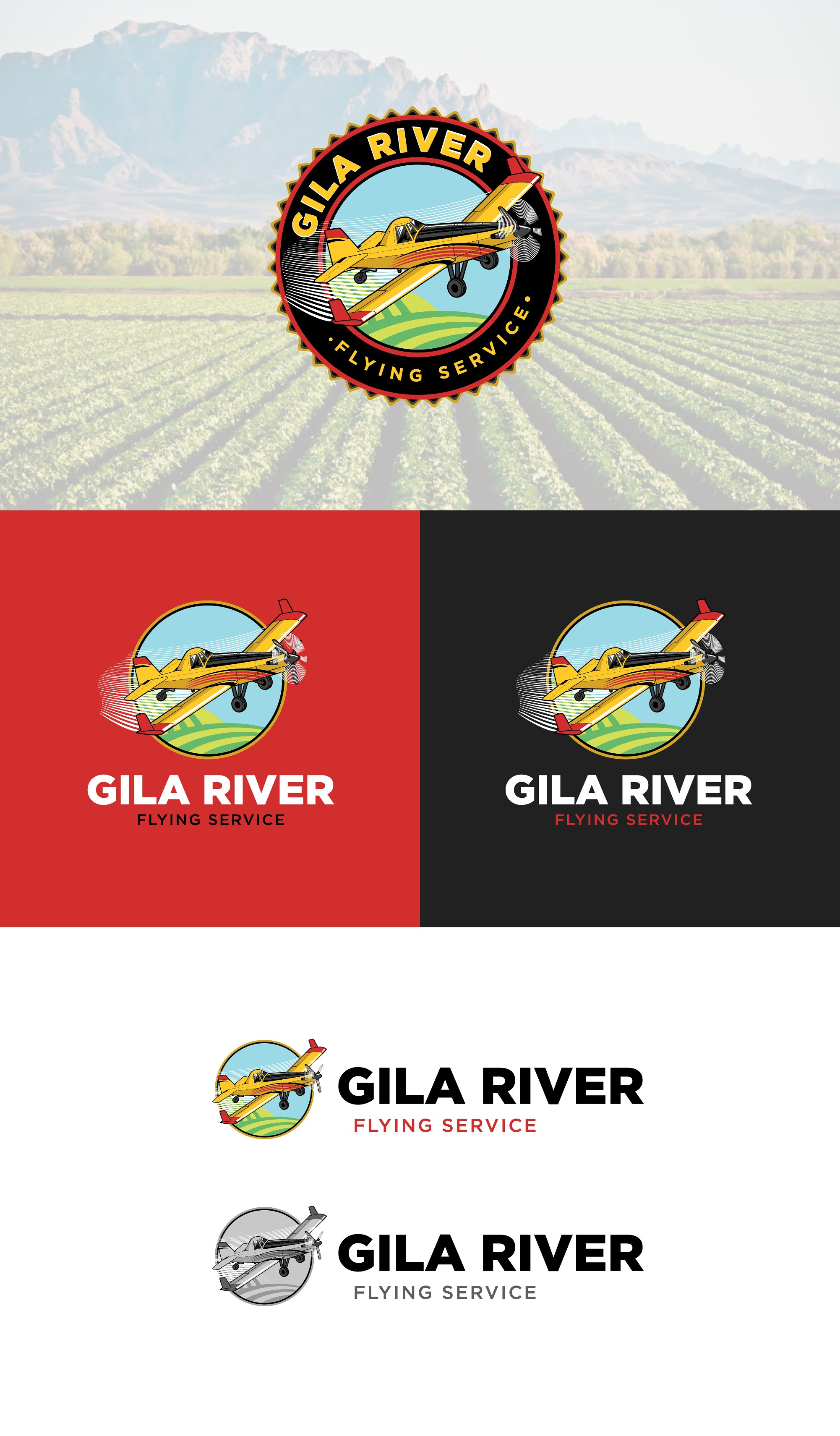 Gila River Flying Service (crop duster)