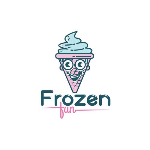 """""""Frozen Fun"""" benötigt dringend ein eisiges Logo..."""