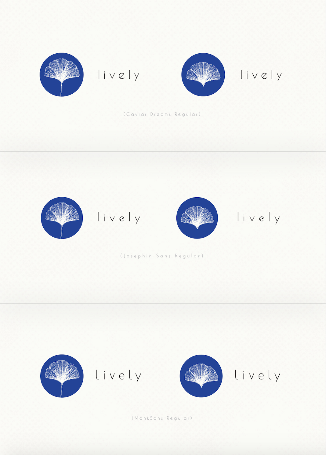 """Create a logo for new ethical fashion brand """"lively"""""""
