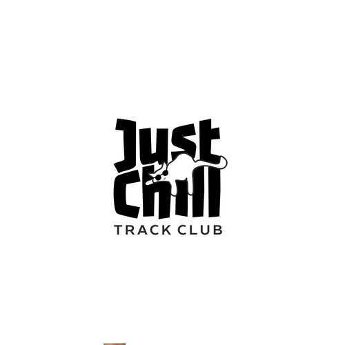logo for track club