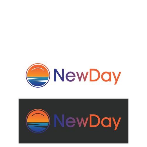 Logo design for newday