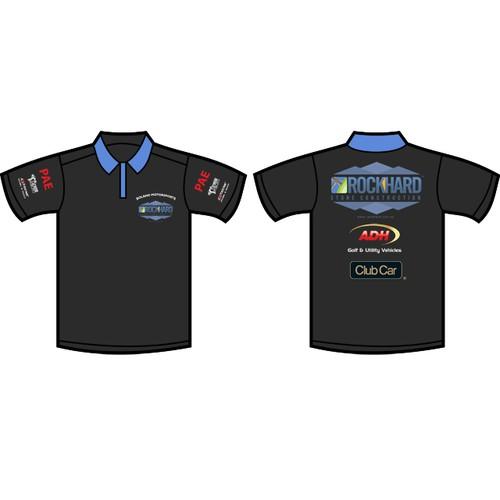 Racing Pit Crew shirt