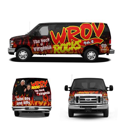 WROV ROCK radio