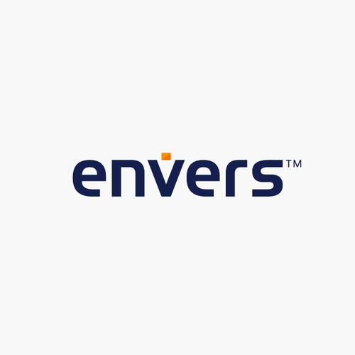 Logo concept for envers