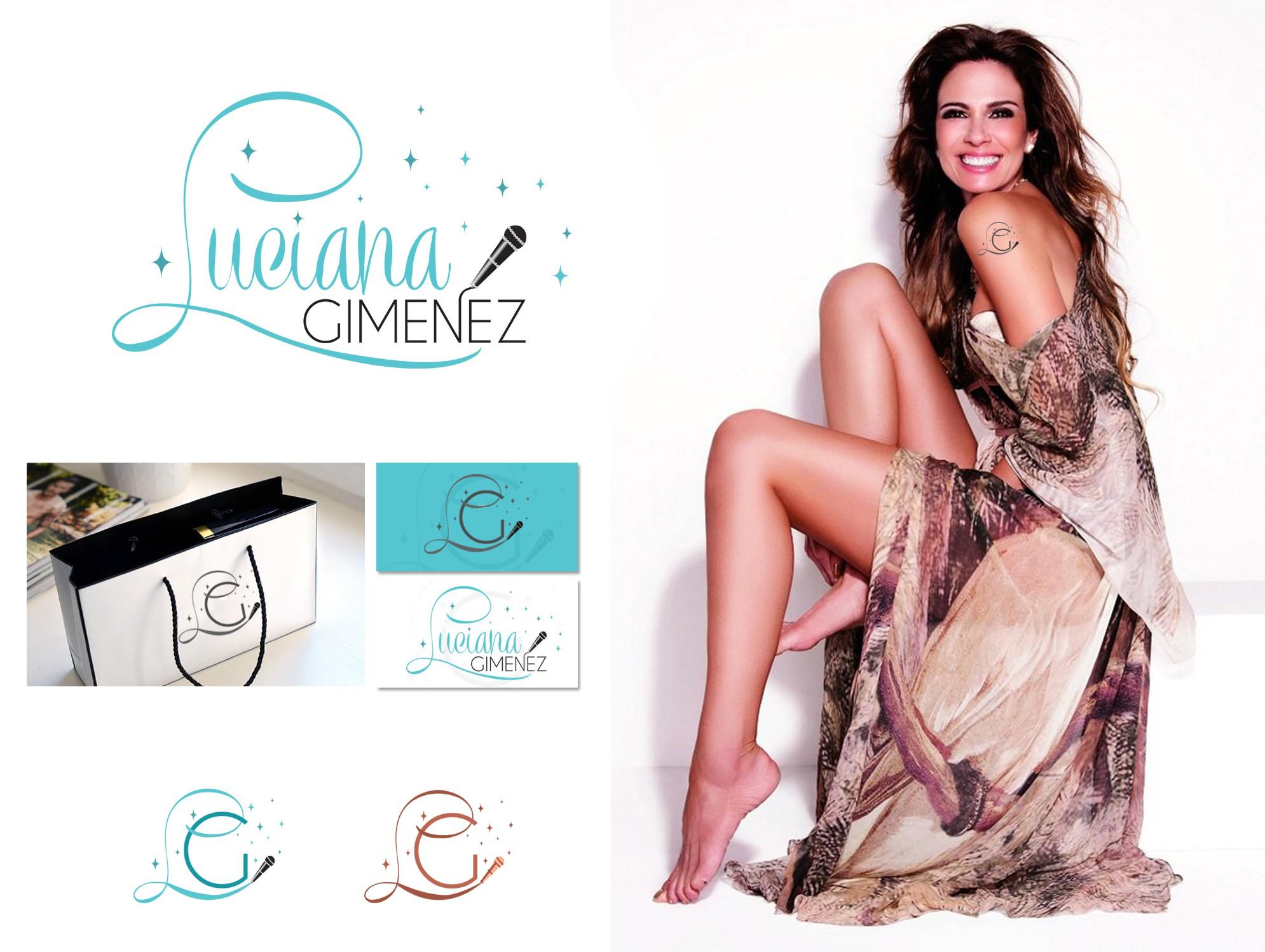 logo for luciana gimenez