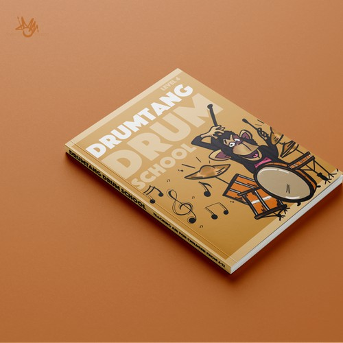 Drum Learning Book Cover