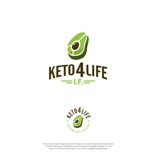 Keto4Life Logo