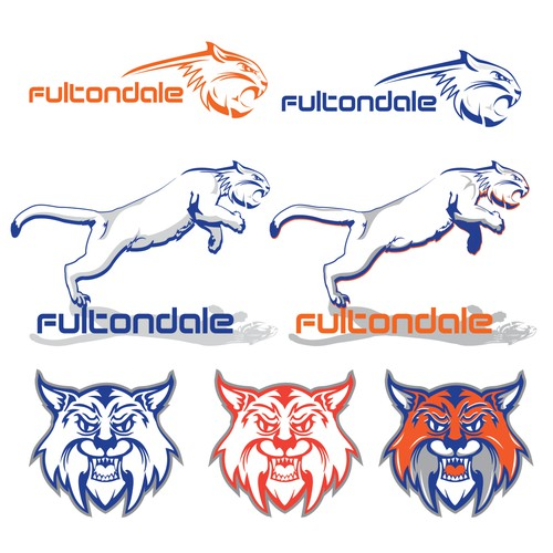 Fultondale Wildcats