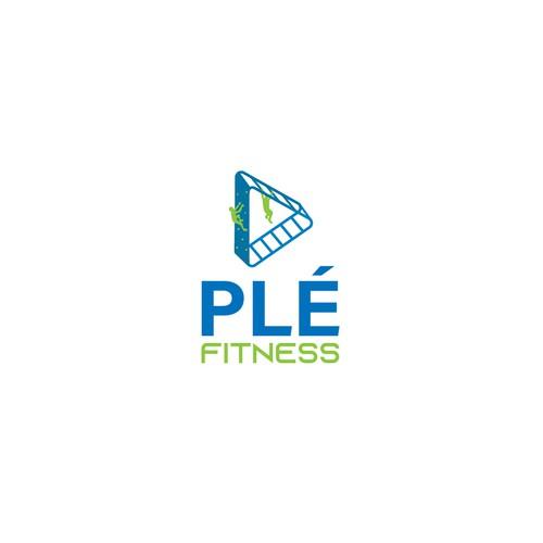 PLé fitness logo