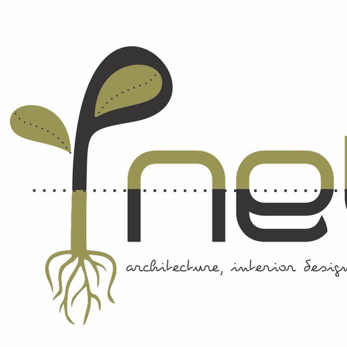 Create the next logo for PNEU Architects