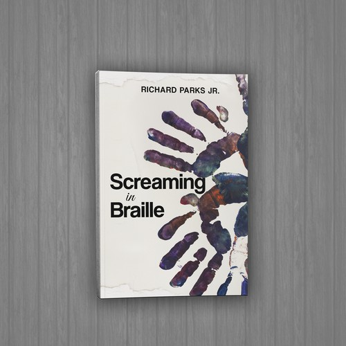 Screaming In Braille by Richard Parks Jr.