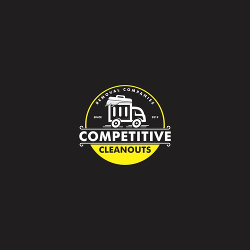 Competitive Cleanouts Logo