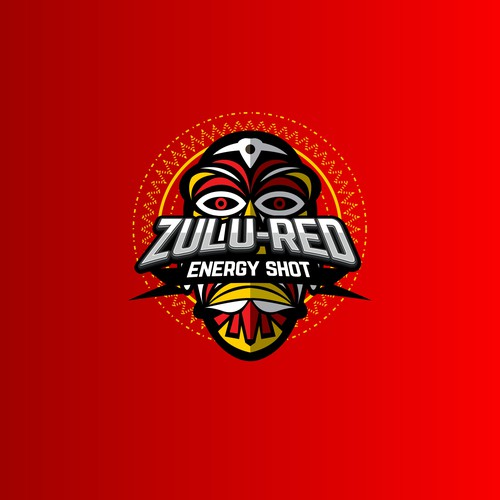 Zulu Red Energy Shot
