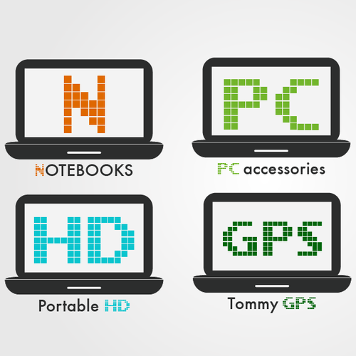 icons for tech website