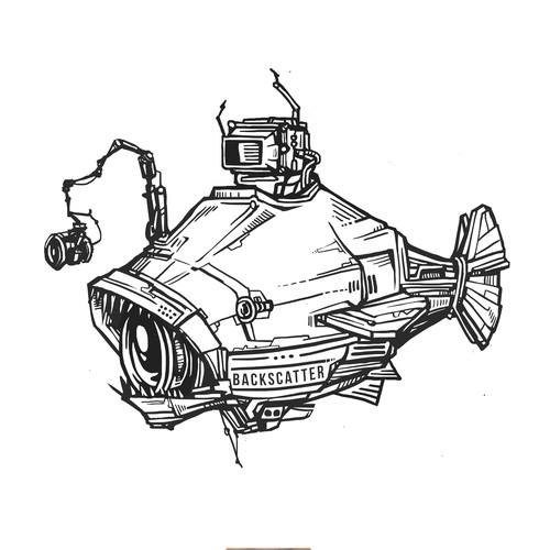 Underwater Camera T-Shirts