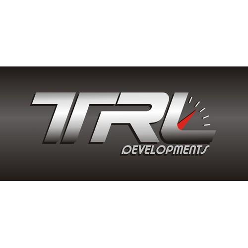 Dynamic Modern Logo For and Established Car Tuning Company