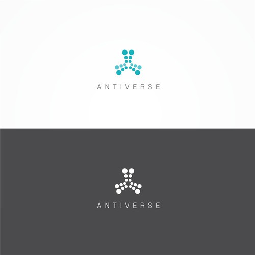 Logo concept for biotech company