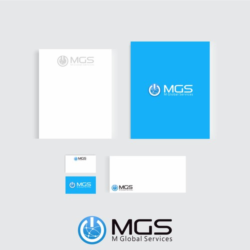 M Global Services needs a new logo