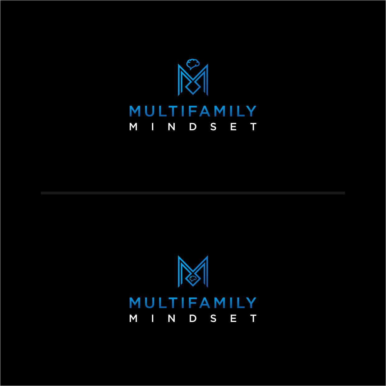 Design a wealth based logo for multifamily & mindset space