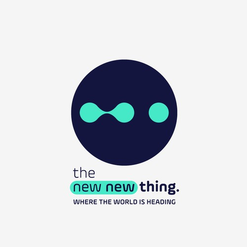 The New New Thing - Logo design Contest entry