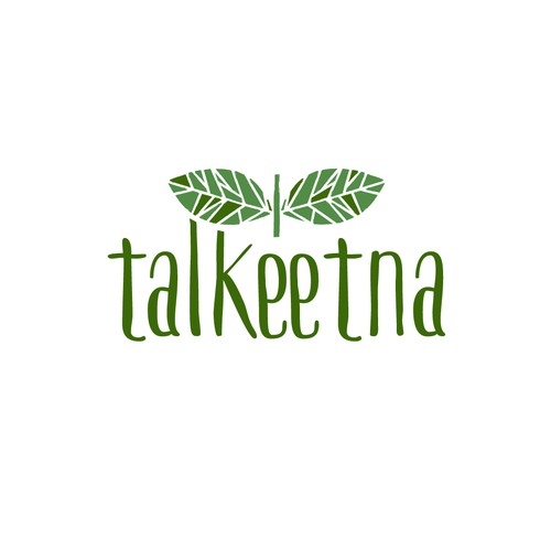 logo for talkeetna