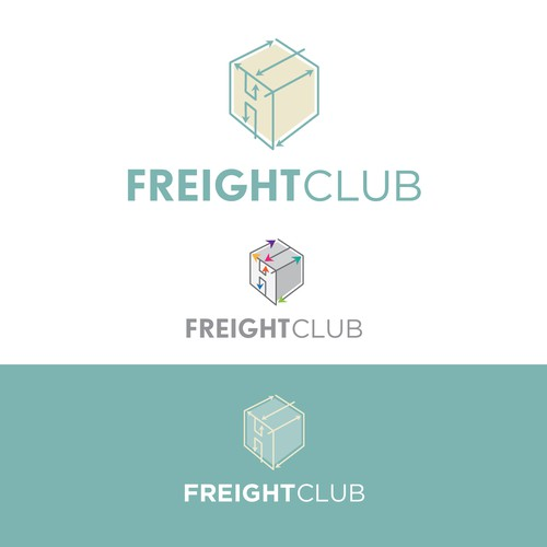 unpublished logo for Freight Club