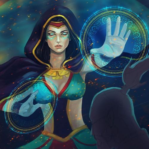 Medieval Fantasy Card Game