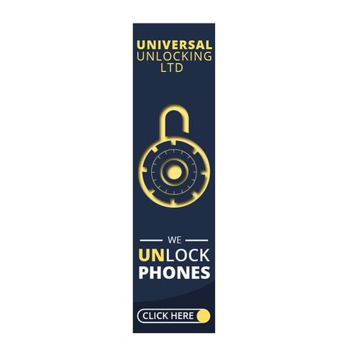 Universal Unlocking Banner
