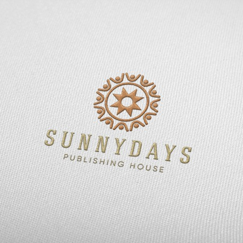 Logo for SUNNYDAYS publishing house