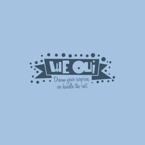 Logo Concept for WE OUI