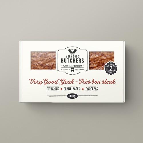 Artisanal Plant-Based Meat Alternative (Steak)