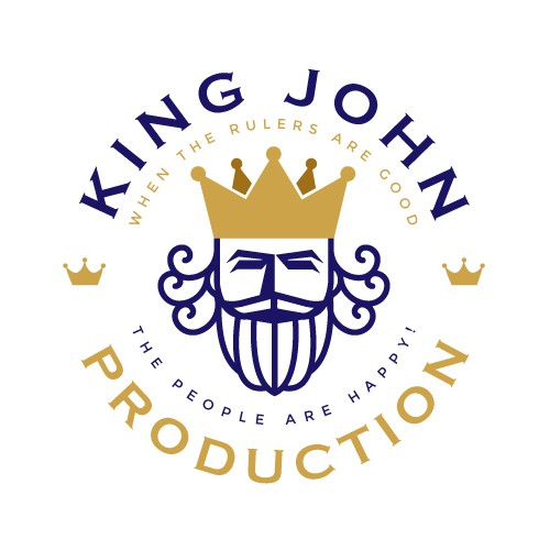 King Logo Design Concept