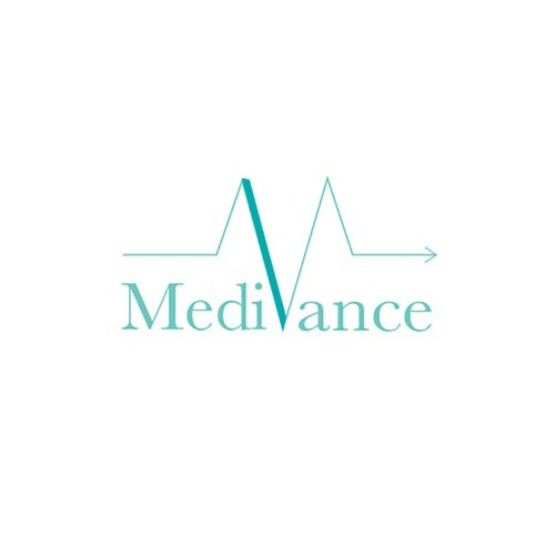 Logo for MediVance