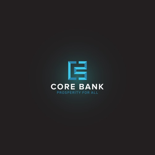 Logo for CoreBank