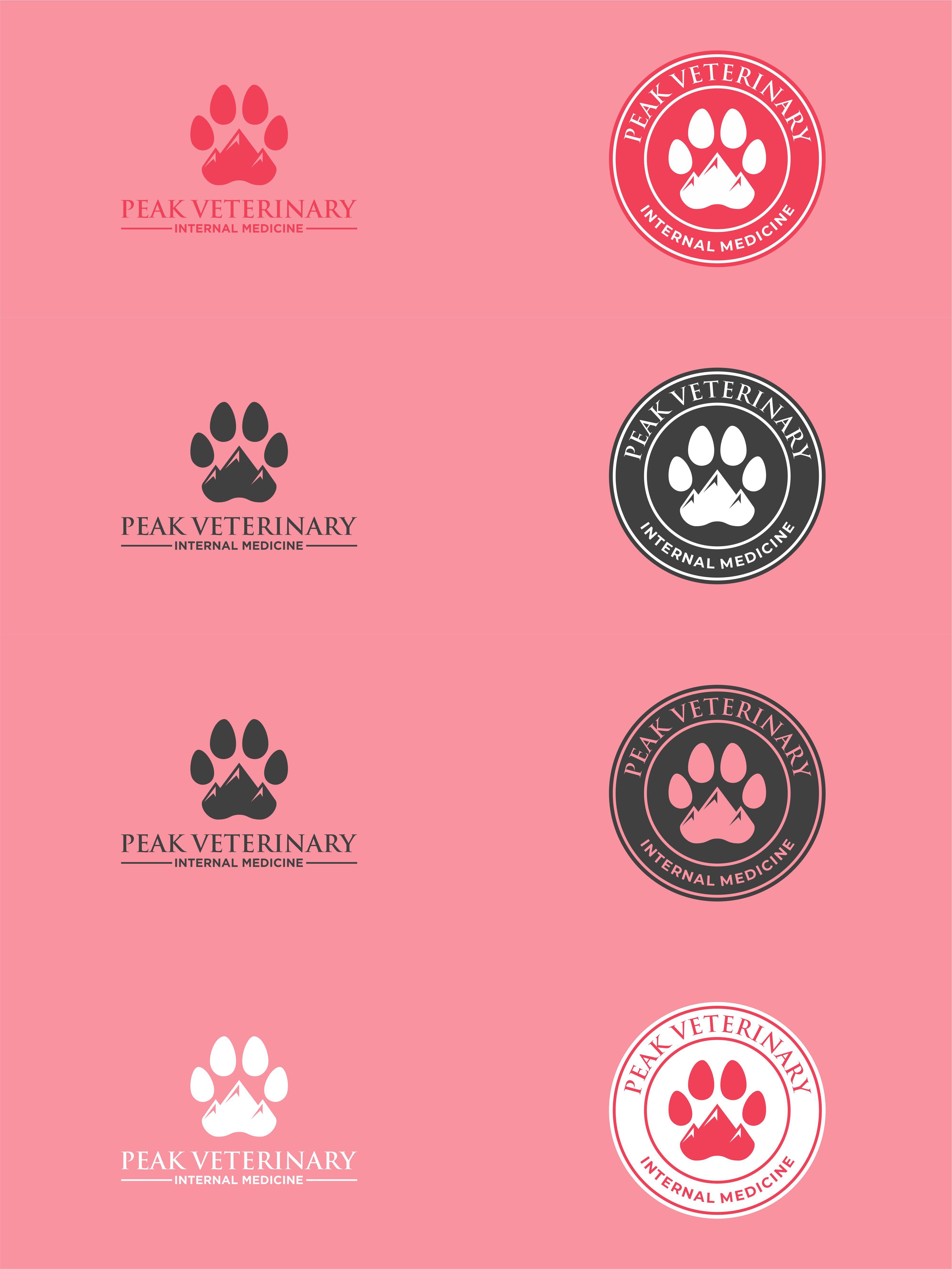 Eye catching logo for veterinary specialists in Phoenix, Arizona