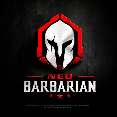 Logo for NEO BARBARIAN