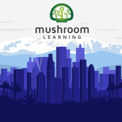 Make Mushroom Learning have that LA touch and feel!