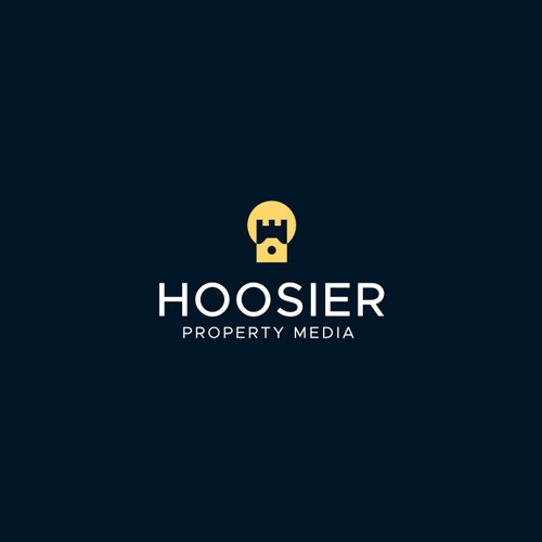 Logo for Hoosier Property Media